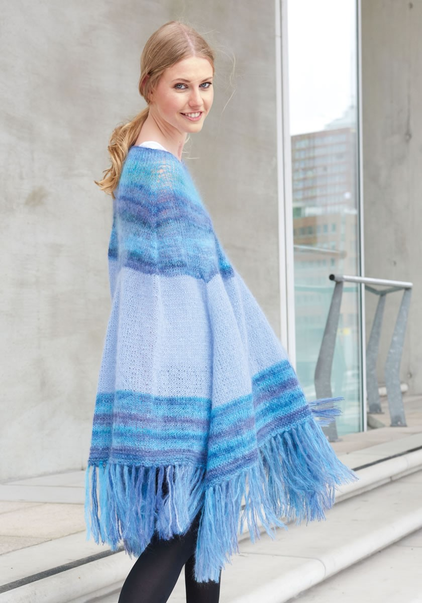 Lana Grossa LOOK ETNIQUE PRODIGIEUX Silkhair/Silkhair Print
