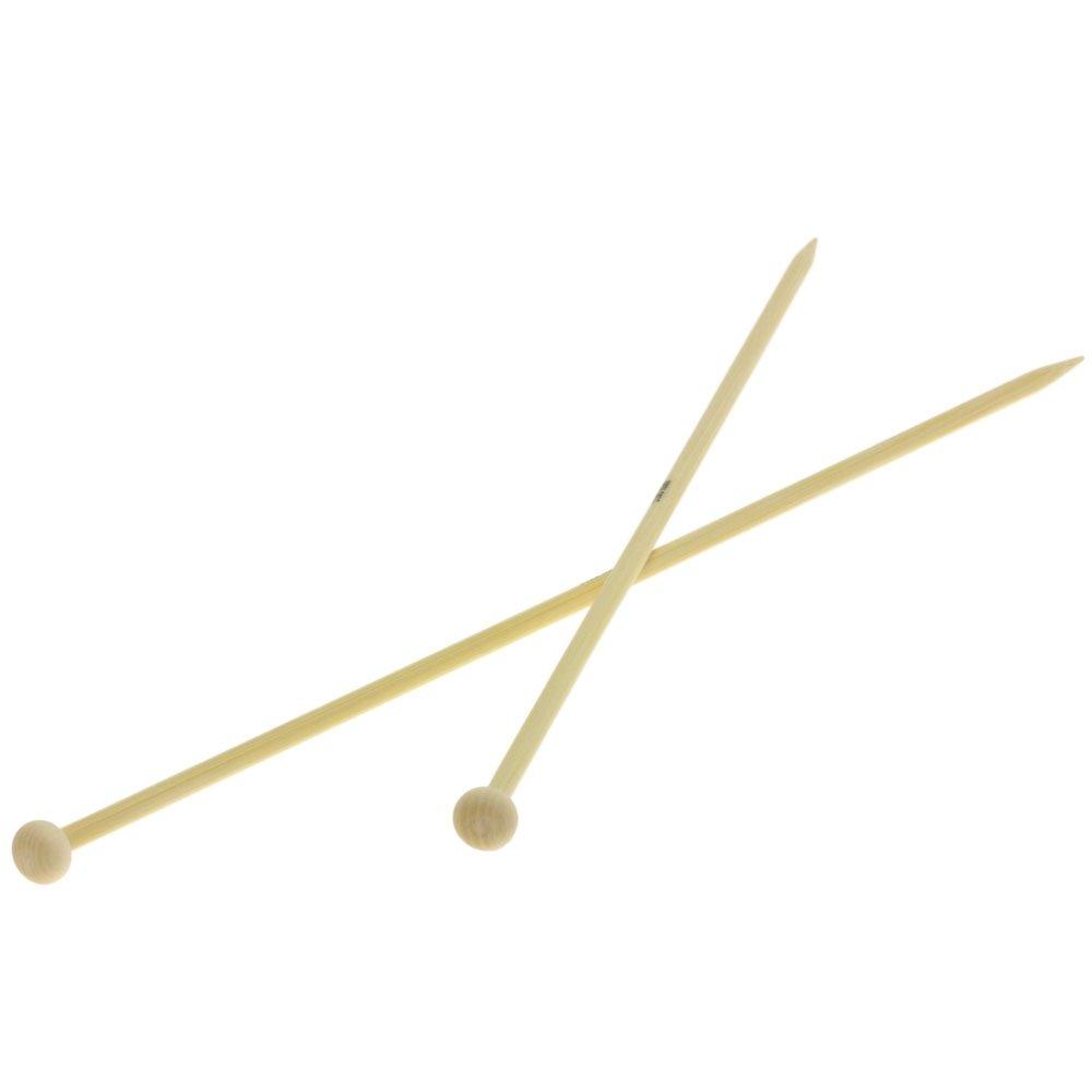 Lana Grossa Aiguilles à tricoter bambou N° 5