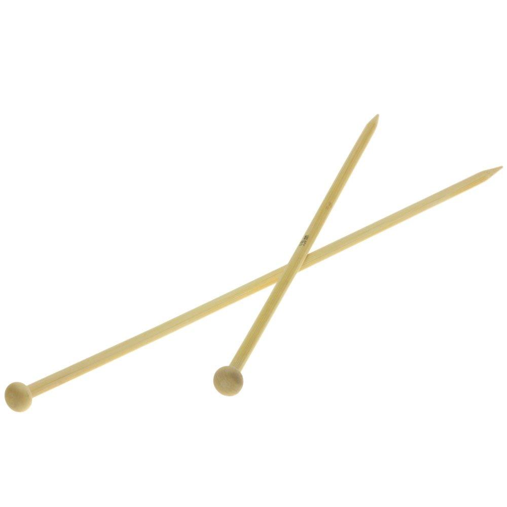 Lana Grossa Aiguilles à tricoter bambou N° 5,5