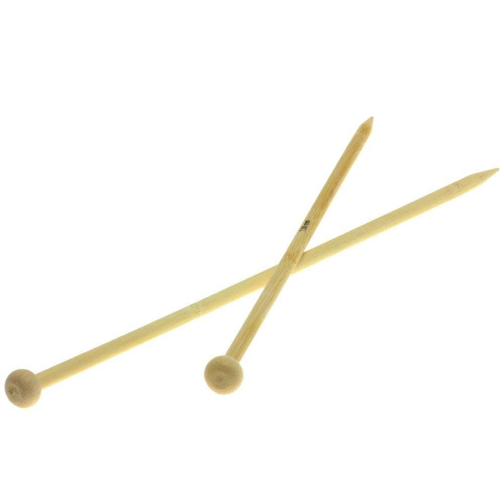 Lana Grossa Aiguilles à tricoter bambou N° 7