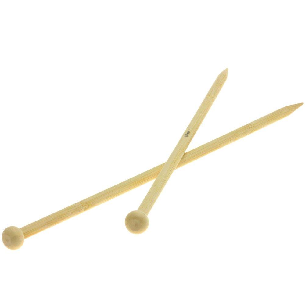 Lana Grossa Aiguilles à tricoter bambou N° 8