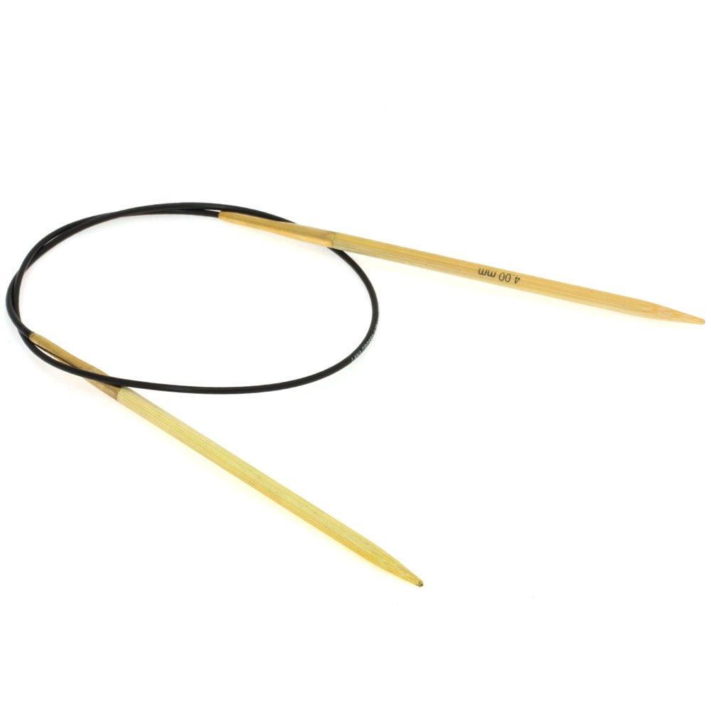 Lana Grossa Aiguille circulaire bambou N° 4/60cm