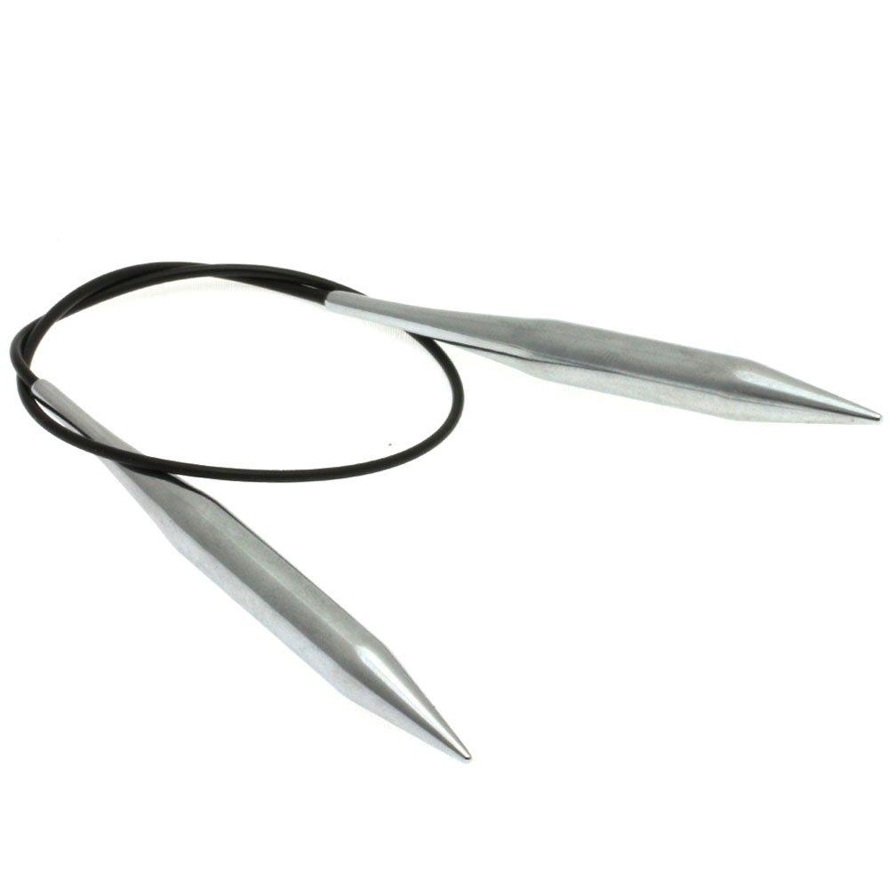 Lana Grossa Aiguille circulaire laiton N° 8/40cm